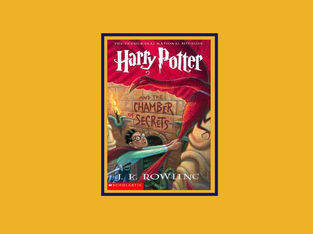 Harry Potter and the Chamber of Secrets free eBook